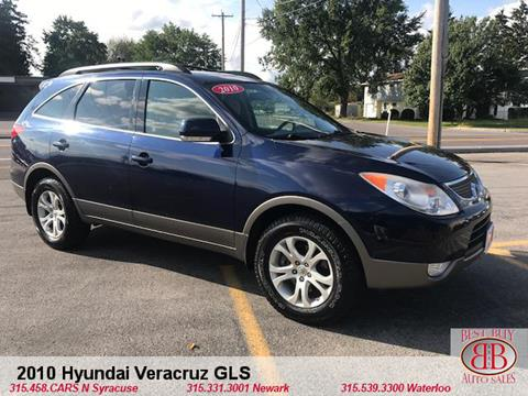 2010 Hyundai Veracruz for sale in N Syracuse, NY