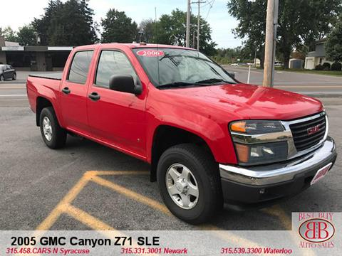 2006 GMC Canyon for sale in N Syracuse, NY