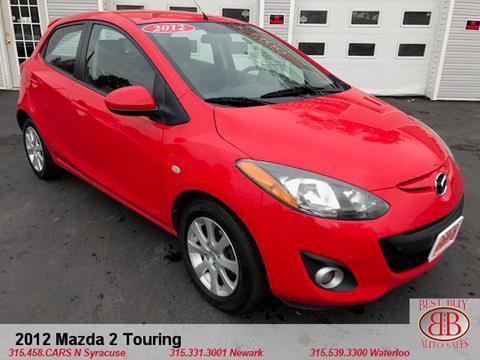 2012 Mazda MAZDA2 for sale in N Syracuse, NY