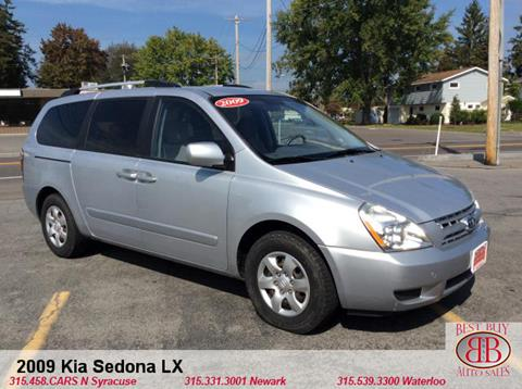 2009 Kia Sedona for sale in N Syracuse, NY