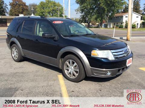 2008 Ford Taurus X for sale in N Syracuse, NY