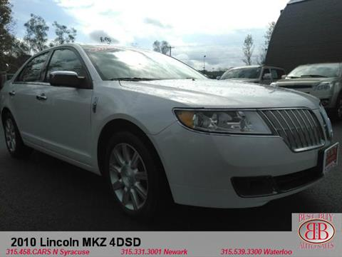 2010 Lincoln MKZ for sale in N Syracuse, NY
