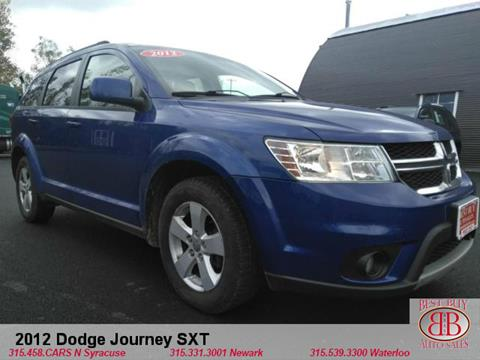 2012 Dodge Journey for sale in N Syracuse, NY