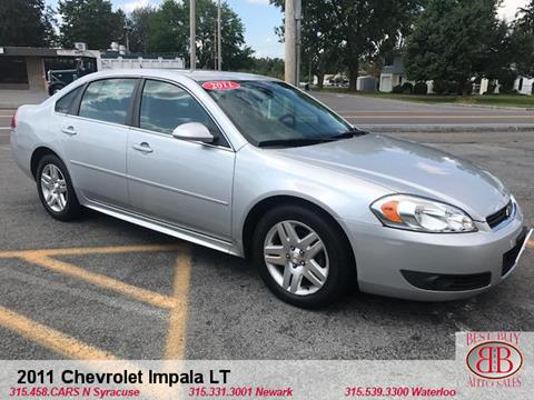 2011 Chevrolet Impala for sale in N Syracuse, NY