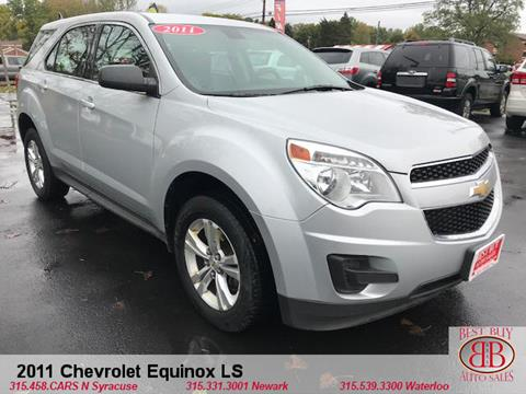 2011 Chevrolet Equinox for sale in N Syracuse, NY