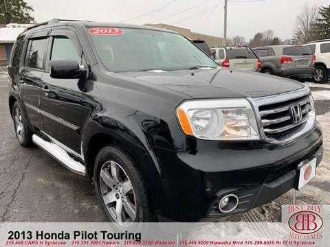 2013 Honda Pilot for sale in Waterloo, NY