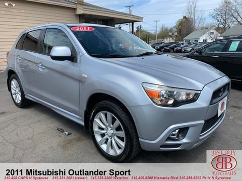 2011 Mitsubishi Outlander Sport for sale in Waterloo, NY