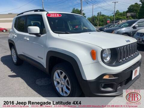 2016 Jeep Renegade for sale in Waterloo, NY