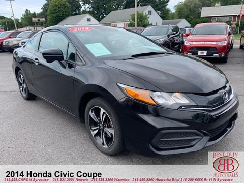 2014 Honda Civic for sale in Waterloo, NY