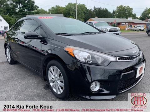 2014 Kia Forte Koup for sale in Waterloo, NY