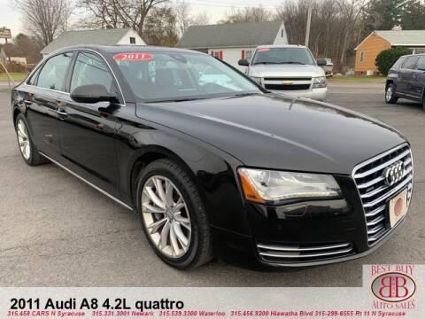2011 Audi A8 L for sale in Waterloo, NY