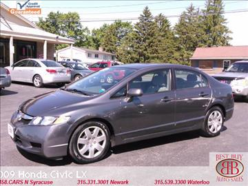 2009 Honda Civic for sale in Waterloo, NY