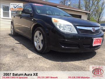 2007 Saturn Aura for sale in Waterloo, NY