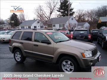 2005 Jeep Grand Cherokee for sale in Waterloo, NY