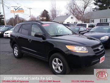 2008 Hyundai Santa Fe for sale in Waterloo, NY