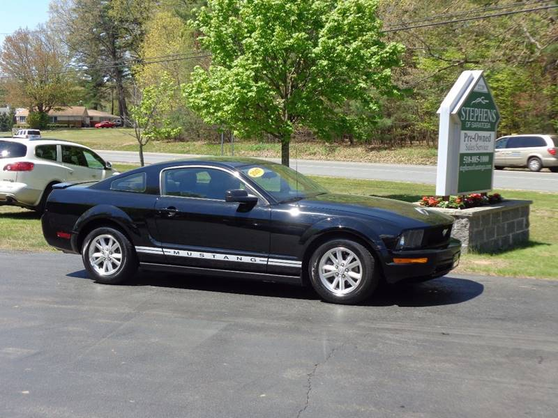 2007 Ford Mustang V6 Premium 2dr Coupe - Saratoga Springs NY