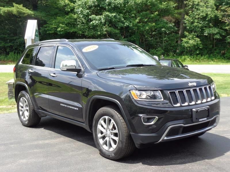 2016 Jeep Grand Cherokee 4x4 Limited 4dr SUV - Saratoga Springs NY