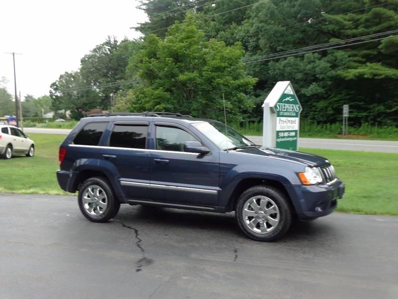 2008 Jeep Grand Cherokee 4x4 Limited 4dr SUV - Saratoga Springs NY