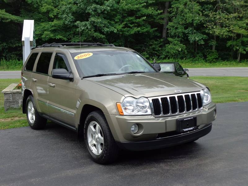 2005 Jeep Grand Cherokee 4dr Limited 4WD SUV - Saratoga Springs NY
