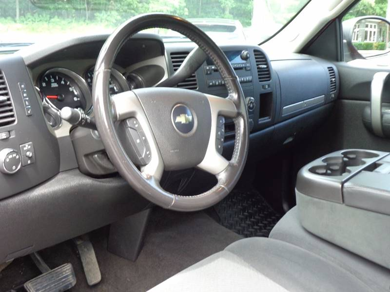 2008 Chevrolet Silverado 1500 2WD LT1 2dr Regular Cab 8 ft. LB - Saratoga Springs NY