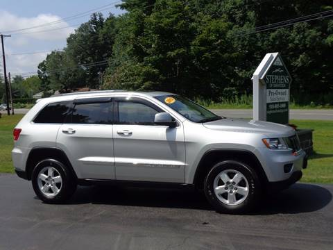 2012 Jeep Grand Cherokee for sale in Saratoga Springs, NY