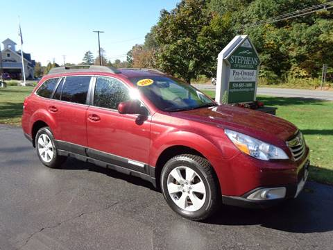 2012 Subaru Outback for sale in Saratoga Springs, NY
