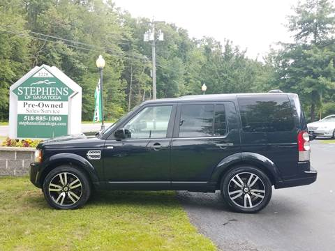 2012 Land Rover LR4 for sale in Saratoga Springs, NY