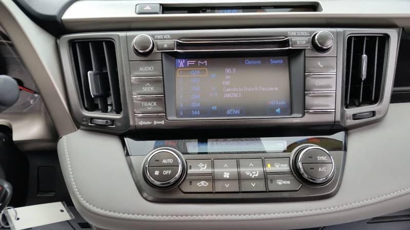 2013 Toyota RAV4 AWD XLE 4dr SUV - Saratoga Springs NY
