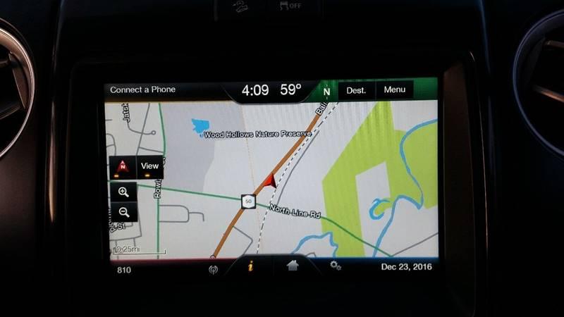 2014 Ford F-150 4x4 FX4 2dr Regular Cab Styleside 6.5 ft. SB - Saratoga Springs NY