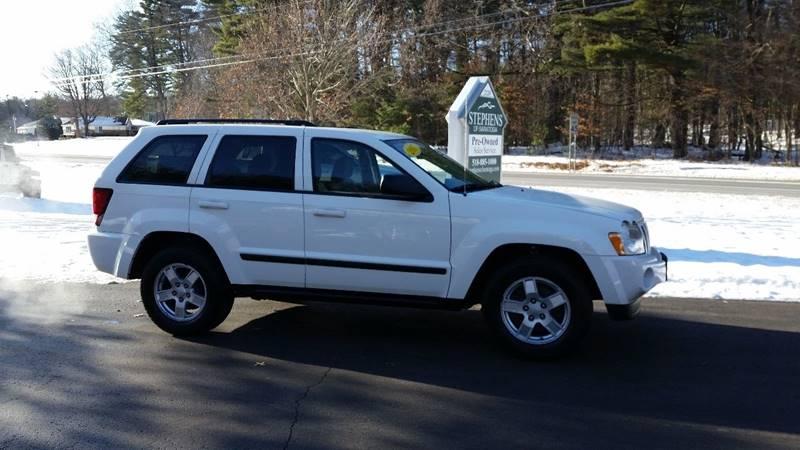 2007 Jeep Grand Cherokee Laredo 4dr SUV 4WD - Saratoga Springs NY