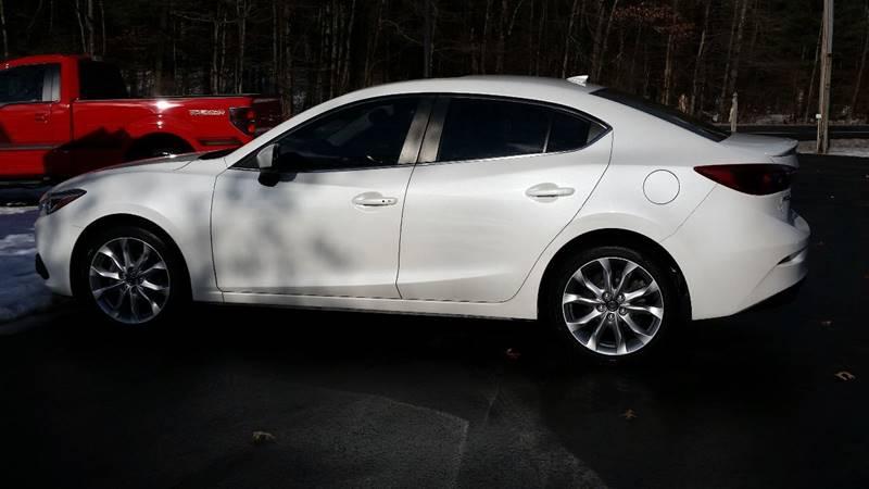 2014 Mazda MAZDA3 s Grand Touring 4dr Sedan - Saratoga Springs NY