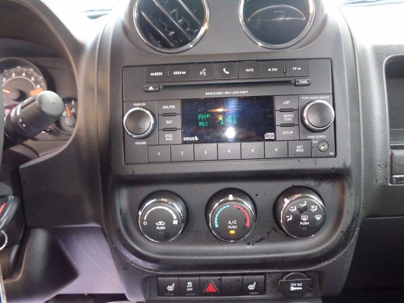 2014 Jeep Patriot 4x4 Latitude 4dr SUV - Saratoga Springs NY