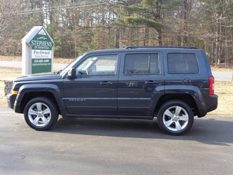 2014 Jeep Patriot for sale in Saratoga Springs, NY