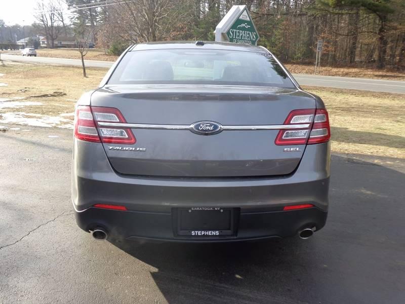 2014 Ford Taurus SEL 4dr Sedan - Saratoga Springs NY