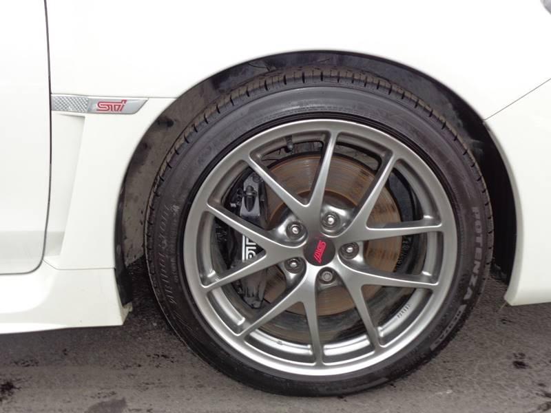 2015 Subaru WRX AWD STI Limited 4dr Sedan - Saratoga Springs NY