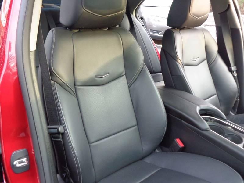 2015 Cadillac ATS AWD 2.0T Luxury 4dr Sedan - Saratoga Springs NY