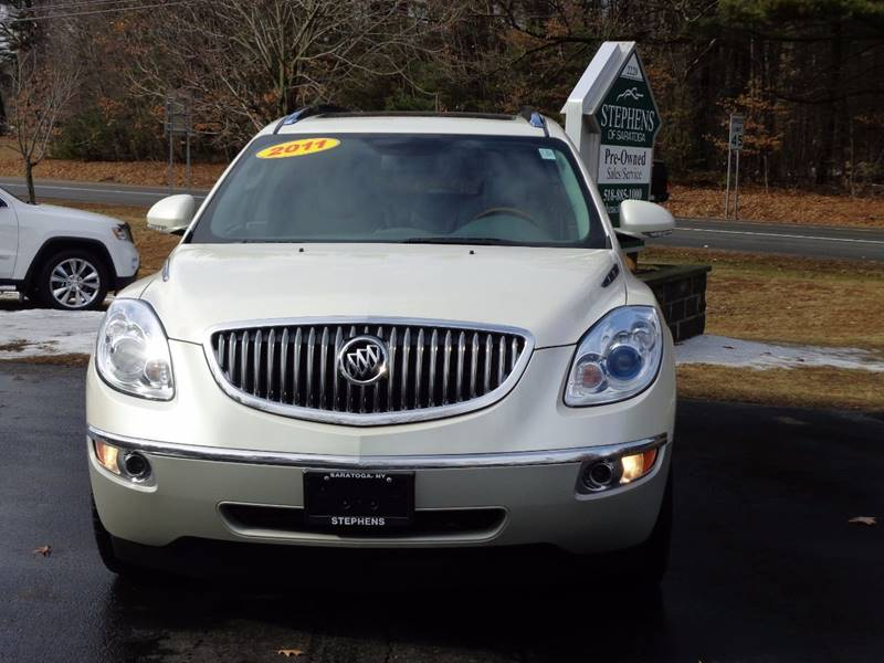 2011 Buick Enclave AWD CXL-1 4dr SUV w/1XL - Saratoga Springs NY