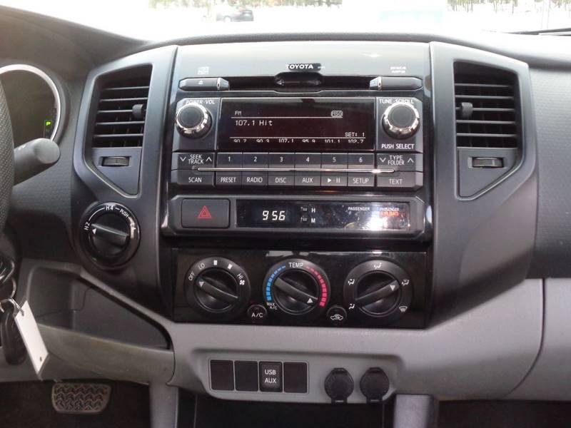 2012 Toyota Tacoma 4x4 V6 4dr Double Cab 5.0 ft SB 5A - Saratoga Springs NY