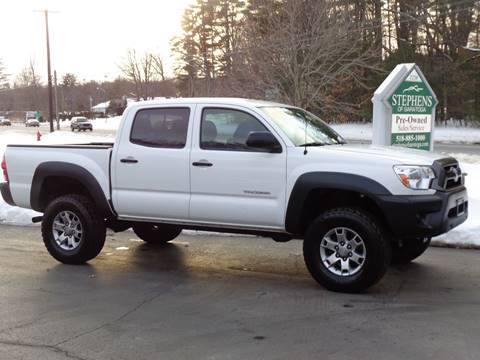 2012 Toyota Tacoma for sale in Saratoga Springs, NY