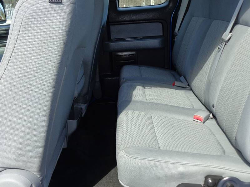 2013 Ford F-150 4x4 STX 4dr SuperCab Styleside 6.5 ft. SB - Saratoga Springs NY