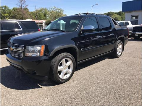 used chevrolet avalanche for sale in kennewick wa. Black Bedroom Furniture Sets. Home Design Ideas