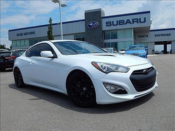 2015 Hyundai Genesis Coupe for sale in Oklahoma City, OK