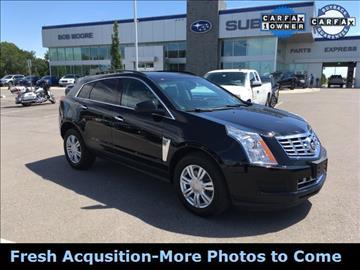 2015 Cadillac SRX for sale in Oklahoma City, OK