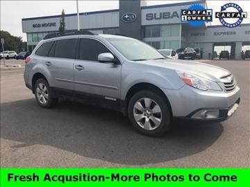 2012 Subaru Outback for sale in Oklahoma City, OK