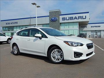 2017 Subaru Impreza for sale in Oklahoma City, OK