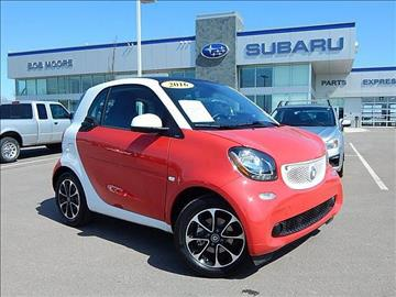 2016 Smart fortwo for sale in Oklahoma City, OK