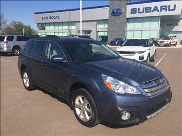 2013 Subaru Outback for sale in Oklahoma City, OK