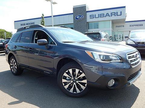 2017 Subaru Outback for sale in Oklahoma City, OK