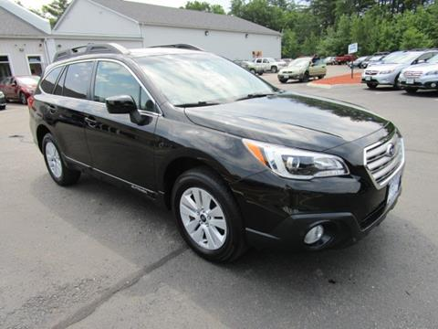 2015 Subaru Outback for sale in Tilton NH