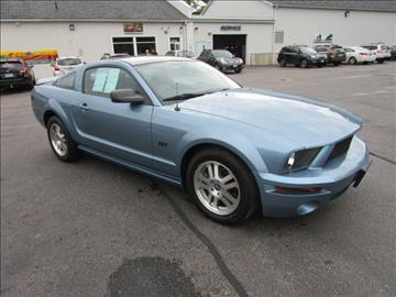Ford mustang for sale new hampshire for Champion motors amherst nh